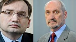 Macierewicz w MON a Ziobro ministrem sprawiedliwości? - miniaturka