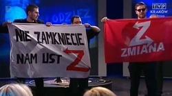 """Działacz """"Zmiany"""" przeciw pomnikowi Lecha Kaczyńskiego - miniaturka"""