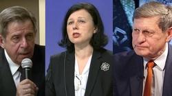 Ci zdrajcy chcą ukarania Polski - miniaturka
