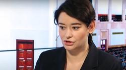Żukowska odgraża się prezydentowi: Ina Pana przyjdzie czas  - miniaturka