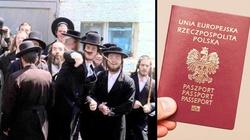 Tysiące Żydów chcą zostać ... Polakami!  - miniaturka