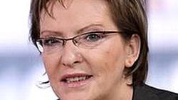 Kopacz: odwołanie Nowickiej będzie rozpatrywane na kolejnym posiedzeniu Sejmu - miniaturka
