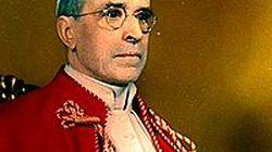 Kolejne dowody na słuszność polityki Piusa XII - miniaturka