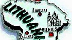 Sąd na Litwie: Nazwy ulic tylko po litewsku - miniaturka