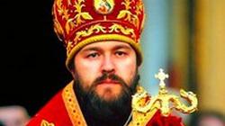 Hilarion: Benedykt XVI lepiej rozumie prawosławie niż jego poprzednik - miniaturka