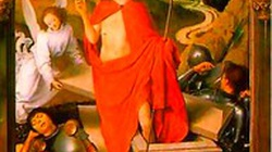"""""""Chrystus, cesarz Tyberiusz i red. Zaremba"""" - miniaturka"""