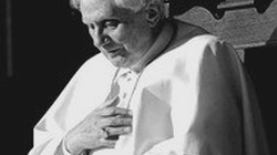 Papież w Asyżu: Bóg chrześcijan Ojcem i Stwórcą wszystkich ludzi - miniaturka