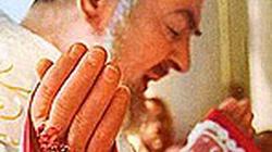 Prof. Luzzatto: O. Pio to oszust - miniaturka
