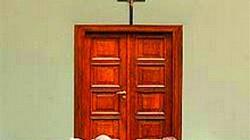 Kumpel Piotrowskiego ściągnie krzyż od Popiełuszki - miniaturka