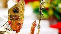 Z papiestwa się nie rezygnuje, bo nie można zejść z krzyża - miniaturka