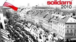 Namiot Solidarnych 2010 stanie w Lublinie - miniaturka