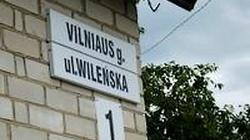 Protest pod litewską ambasadą - miniaturka
