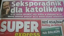 """Super Ekspess"" promuje seks katolicki brata Knotza - miniaturka"