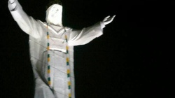 Szalik dla Jezusa, złoto dla żużlowca, krzyż dla kibica - miniaturka
