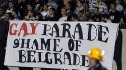 Serbowie: zakazaliśmy parady gejów i nikomu nic do tego - miniaturka
