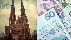Jakie pieniądze Kościół oddaje państwu? - miniaturka