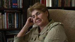 Zofia Romaszewska: Mam poczucie, że żyjemy w głębokiej niesprawiedliwości - miniaturka
