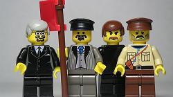 Zobacz historię ZSRR dla dzieci... opowiedzianą klockami Lego - miniaturka