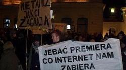 Majewski: Prawica nie skorzysta na protestach przeciw ACTA - miniaturka