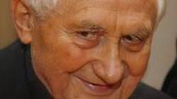 Ratzinger o Ratzingerze - miniaturka