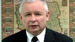 Jarosław Kaczyński: pod Pałacem Prezydenckim 10 kwietnia postawimy krzyż - miniaturka