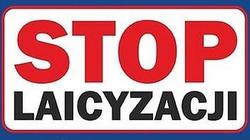 """Ulicami Rzeszowa przeszedł marsz """"Stop laicyzacji!"""" - miniaturka"""