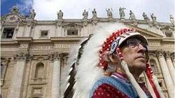 Biskup stał się Indianinem - miniaturka