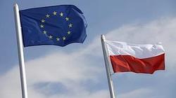 """""""Unijna flaga wisząca obok naszych narodowych barw to bezprawna uzurpacja"""" - miniaturka"""